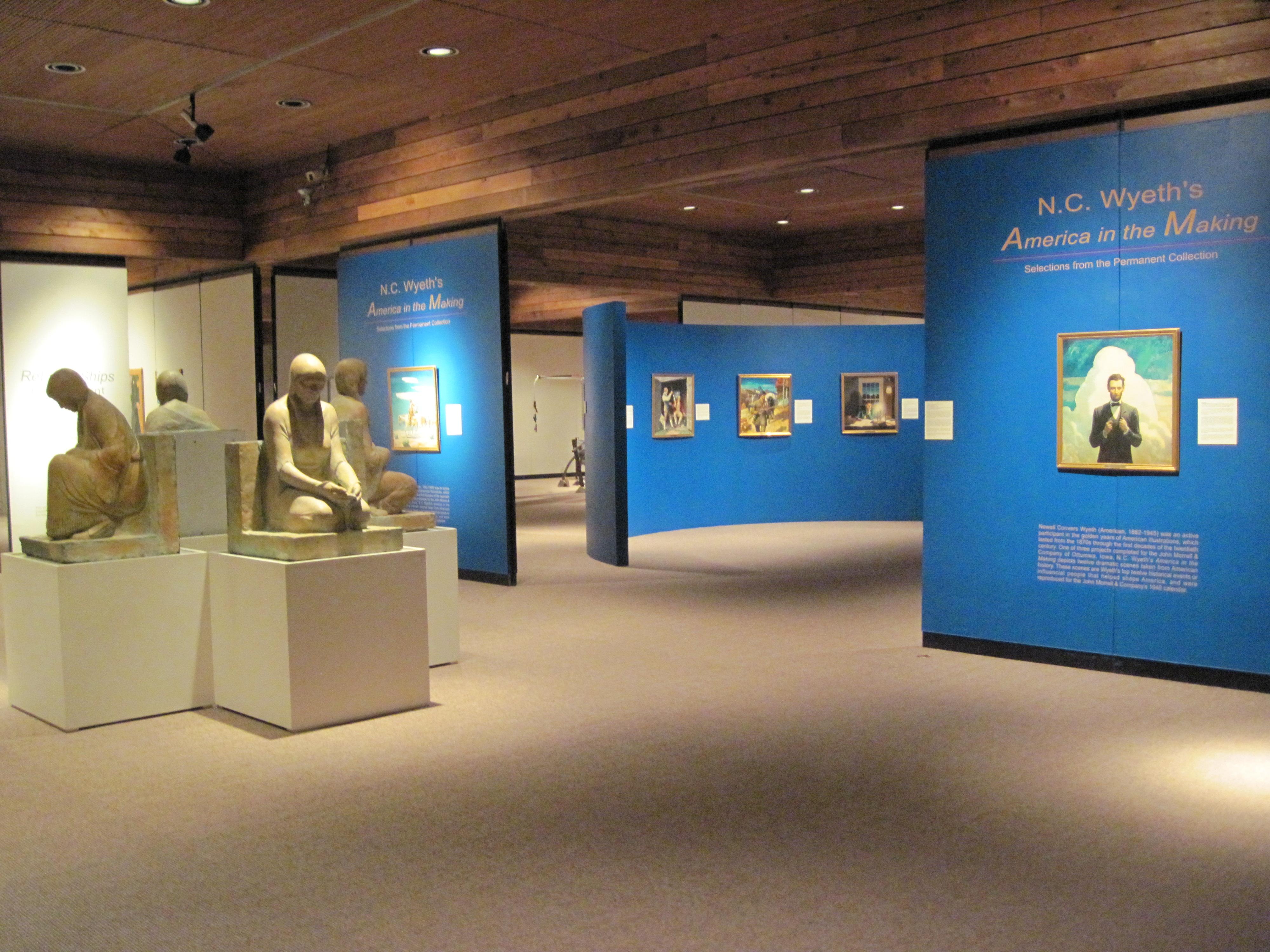 University of Iowa Art Faculty Biennial Exhibition